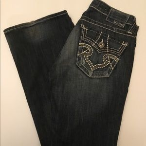 Big Star Jeans ~ Remy Low Rise Boot Cut * 26R